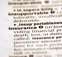Insurance © Copyright Alan Cleaver and licensed for reuse under this Creative Commons Licence